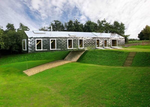 Balancing Barn House By Mvrdv Awesome Architecture