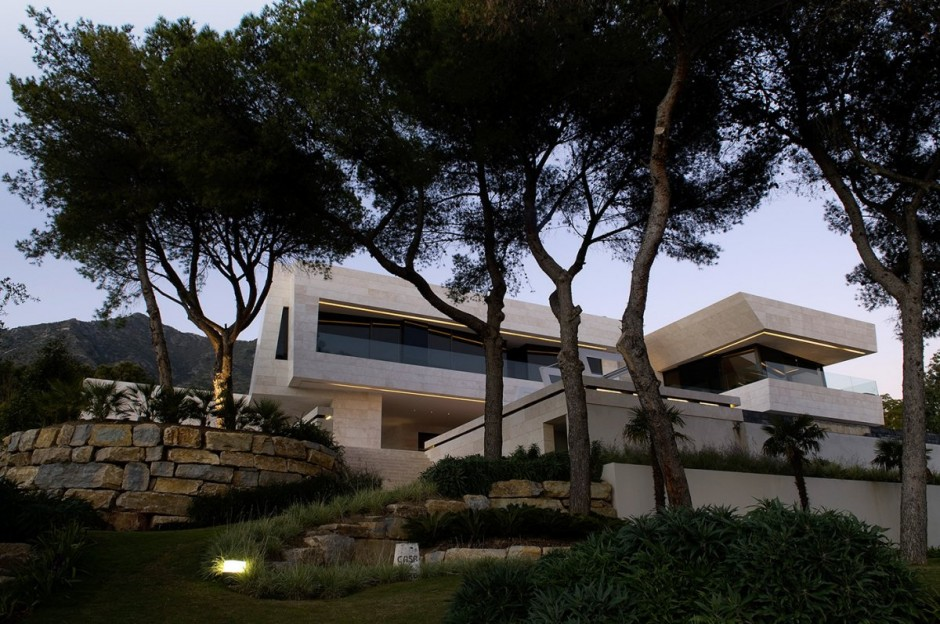 House in marbella spain by a cero joaquin torres - A cero joaquin torres ...