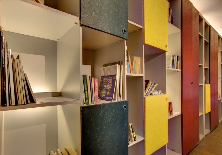 Youth Republic Office Interiors In Istanbul By KONTRA | Awesome Architecture