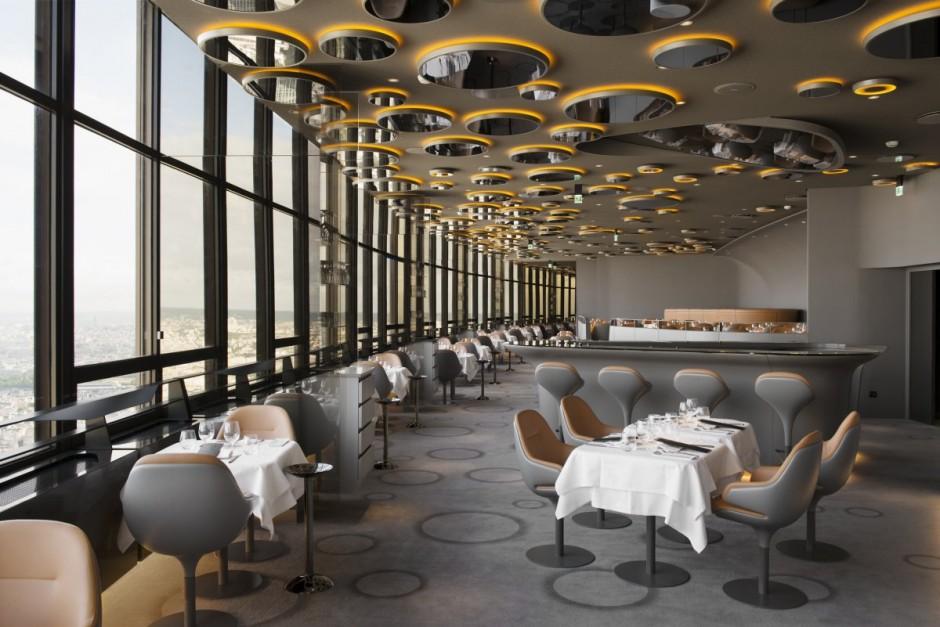 Ciel De Paris Restaurant In Paris By Noé Duchaufour Lawrance | Awesome  Architecture