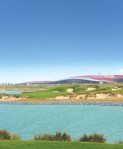 FWAD from Yas Links Golf Course
