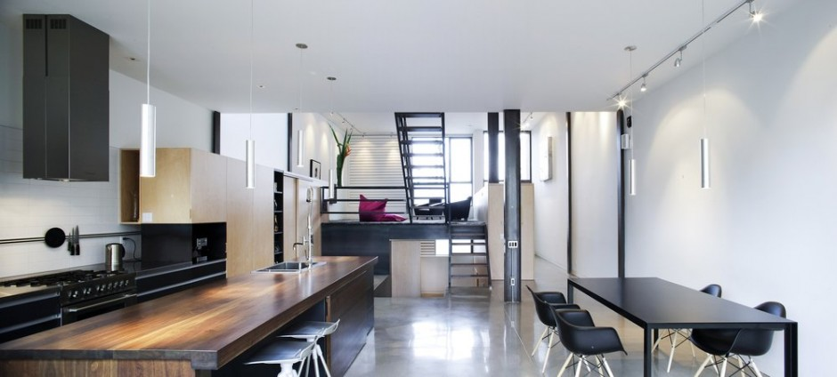 E3 house in montreal by natalie dionne architecture awesome architecture - Natalie dionne architecte ...