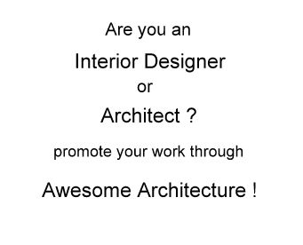 promote your work through Awesome Architecture