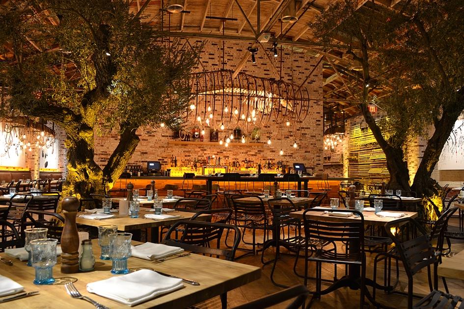 Herringbone Restaurant, La Jolla, CA by Schoos Design ...