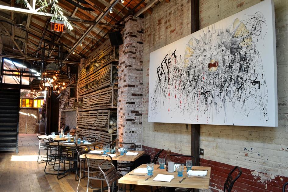 Herringbone Restaurant La Jolla Ca By Schoos Design