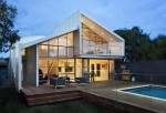 Blurred House in Melbourne by Bild Architects4
