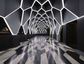 Josefine Roxy Club in Savassi, Belo Horizonte, Brazil by Fred Mafra